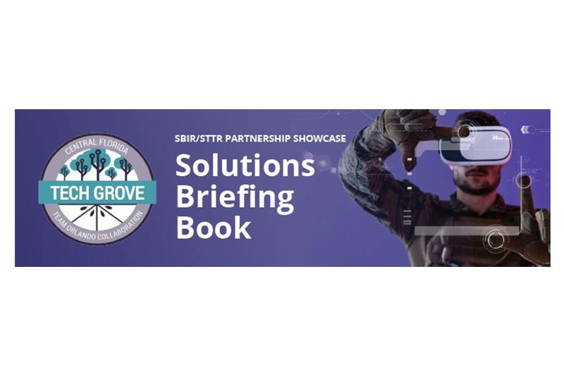 SBIR Showcase Briefing Book